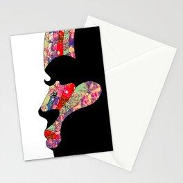 EL PERFIL Stationery Cards