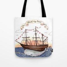 Float My Boat Tote Bag