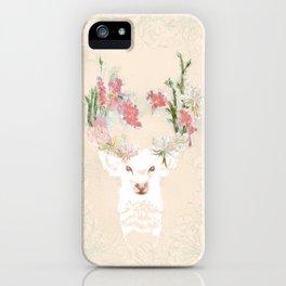 Justin iPhone Case