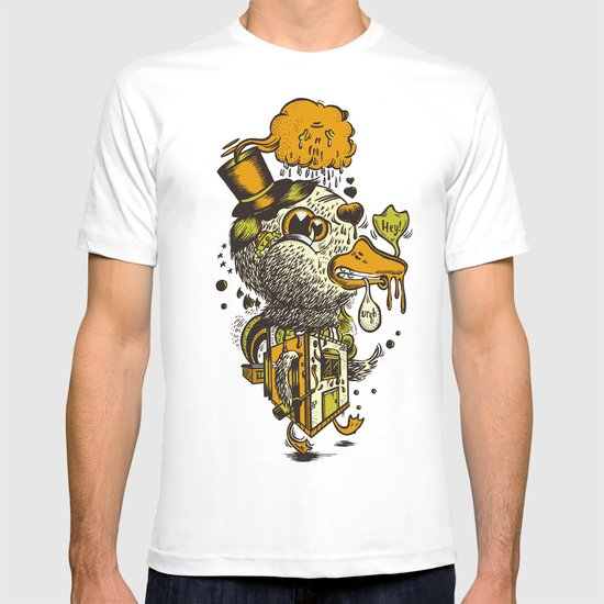 A Disorientated Duck Goes For A Stroll T-shirt