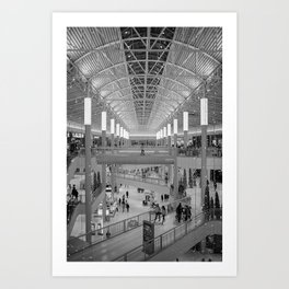 Mall of America Art Print