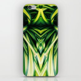 50 Shades of Green (3) iPhone Skin