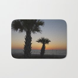 Florida Sunset. Bath Mat