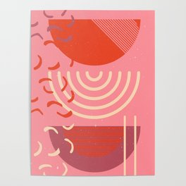 red moons Poster