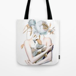 Inner beauty-collage 2 Tote Bag