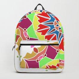 Indian mandala handmade Backpack