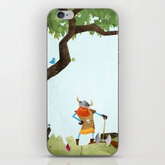 Hero Shot iPhone & iPod Skin