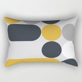 Domino 01 Rectangular Pillow