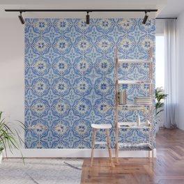 Lisbon tiles Wall Mural