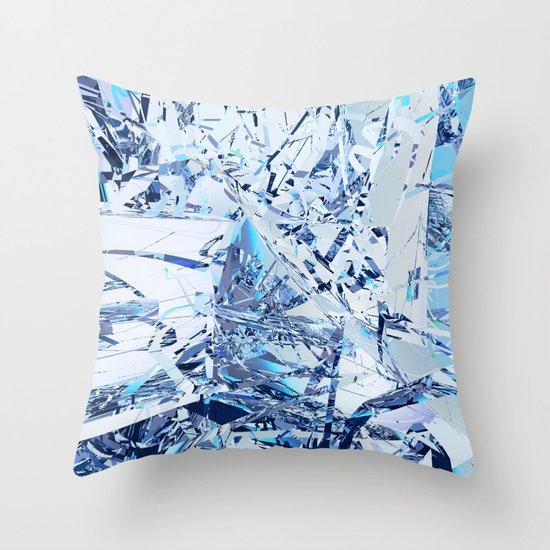 blauelautenimpakt Throw Pillow