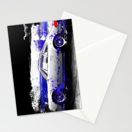 PORSCHE Carrera RS 1972 Stationery Cards
