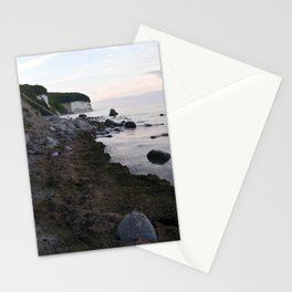 Jasmund Bay - Sunset - Isle Ruegen Stationery Cards