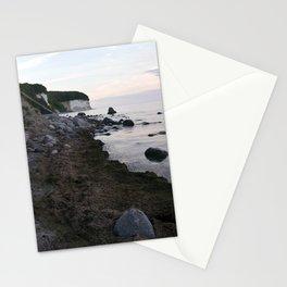 Jasmund Bay - Sunset - Isle Ruegen Stationery Cards
