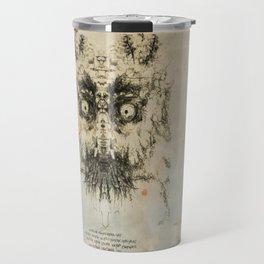 Skulloid I Travel Mug
