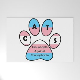Cis-people Against Transphobia (CATS) Welcome Mat