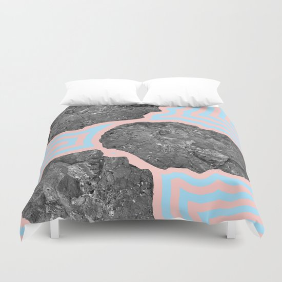 Aura Of The Outdoors Duvet Cover