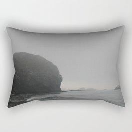 Ominous Tides Rectangular Pillow