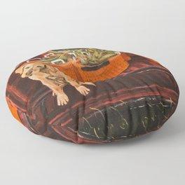 Farm Dog Floor Pillow