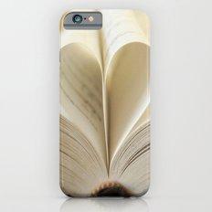 Book Heart Slim Case iPhone 6s