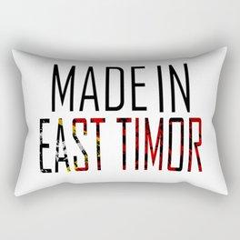 Made In East Timor Rectangular Pillow