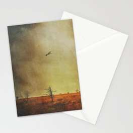 stormland hunter Stationery Cards