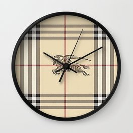 BurberryLondon Wall Clock