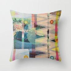DIPSIE SERIES 001 / 02 Throw Pillow