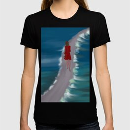 Escaping To The Beach T-shirt