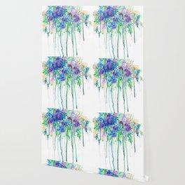 Dripping Bouquet Wallpaper