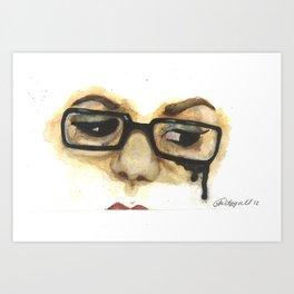 """Molly"" Art Print"
