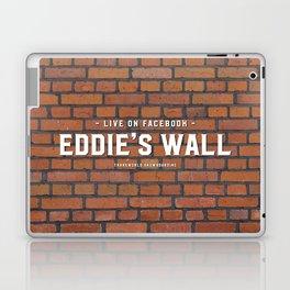 Eddie's Wall Laptop & iPad Skin