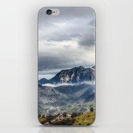 The Picos de Europa iPhone Skin