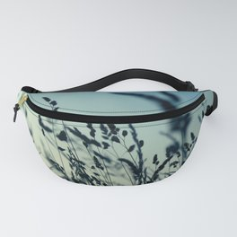 grass teal Fanny Pack