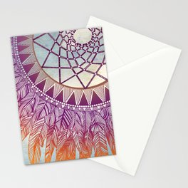 dreamcatcher: mining for the meaning Stationery Cards
