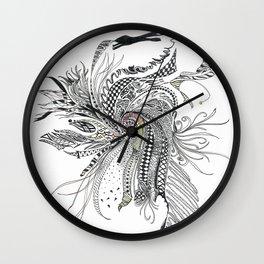 Evolvution Revolution Wall Clock