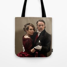 Just follow my lead Tote Bag
