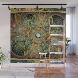 Alien Forest Wall Mural