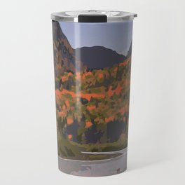 Parc National de la Mauricie Travel Mug