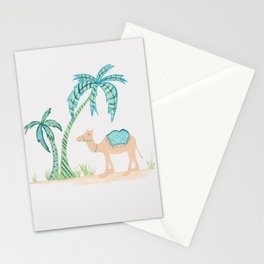 Limited Edition - Tropical Camel Stationery Cards