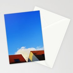 Primary Colours : Roof Stationery Cards