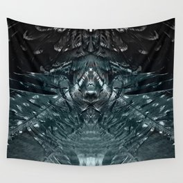 Temple of the Feathered Serpent Wall Tapestry