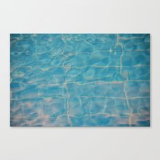 Water. Canvas Print