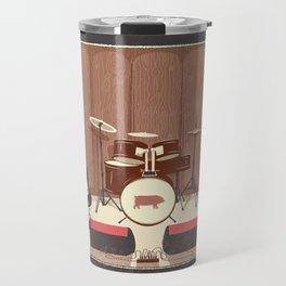 Barrel Rock Travel Mug