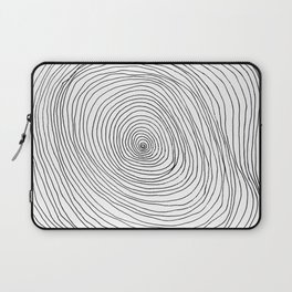 Spiral Rings Laptop Sleeve
