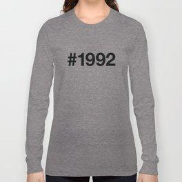 1992 Long Sleeve T-shirt