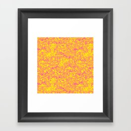 Snail Trails Framed Art Print