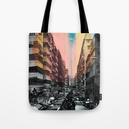 One night in Hong Kong Tote Bag