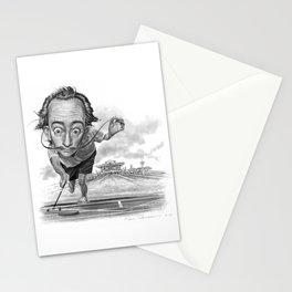 """""""Salvador Shuffle"""" Stationery Cards"""