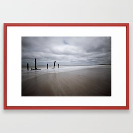 The Last Post Framed Art Print