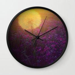Dandy morning Wall Clock